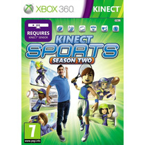 Kinect Sports Season 2 Original Xbox 360 Lacrado Frete 9,99