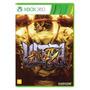 Jogo Novo Lacrado Ultra Street Fighter 4 Para Xbox 360