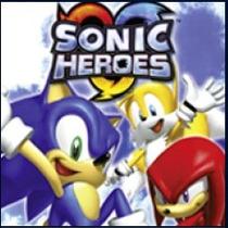 Sonic Heroes Ps3 Jogos