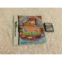 Cooking Mama 3 Shop & Chop (nintendo Ds, 2009)