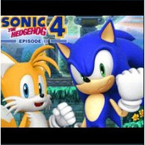 Sonic The Hedgehog 4 Episode Ii Ps3 Jogos
