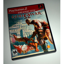 God Of War 1 Original Completo - Playstation 2 Ps2, Ps3