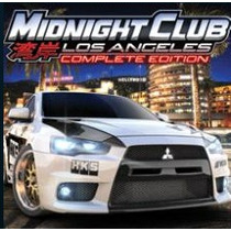 Midnight Club Los Angeles Complete Edition Ps3 Jogos