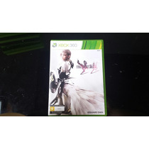 Final Fantasy Xiii - 2 Original Xbox 360