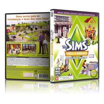 The Sims 3 Vida Urbana Original - Pronta Entrega Pc/dvd