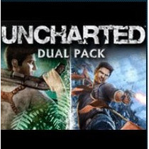 Uncharted Greatest Hits Dual Pack Ps3 Jogos