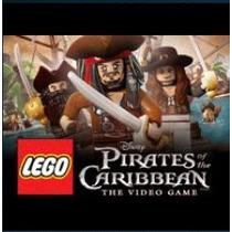 Lego® Pirates Of The Caribbean Ps3 Jogos