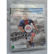 Fifa 13 Ps3,totalmente Em Portugues,lacrado