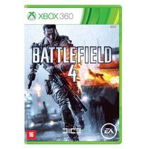 Battlefield 4 Bf4 Xbox Original Português Br Pronta Entrega