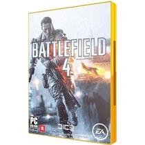 Battlefield 4 Pc Português Original E Lacrado Frete 10 Reais