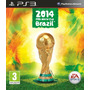 Jogo Playstation 3 Copa Do Mundo Fifa 2014