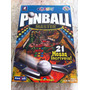 Pinball Master - Jogo Raro Para Pc - Completo - Cd-rom