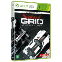 Grid Autosport - Jogo Corrida Xbox 360 Em Português