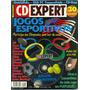 Revista Cd Expert Jogos Esportivos 30 Jogos Completos