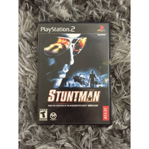 Novo Jogo Ação Stuntman Original Ps2 Caixa Manual 100%