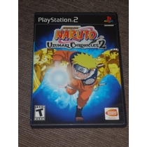 Naruto Uzumaki Chronicles 2 ( Jogo Original Ps2 )