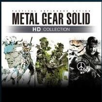 Metal Gear Solid Hd Collection Ps3 Jogos Codigo Psn