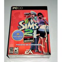 The Sims 2 Aberto Para Negócios Caixa | Jogo Pc | Original