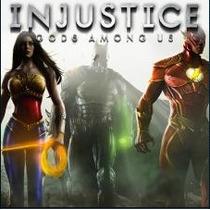 Injustice Gods Among Us Ps3 Jogos Codigo Psn