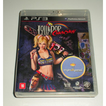 Lollipop Chainsaw   Tiro   Jogo Playstation 3   Original