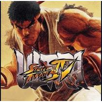Ultra Street Fighter Iv Ps3 Jogos Codigo Psn
