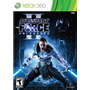 Star Wars The Force Unleashed Ii Xbox 360 Lacrado + Nf
