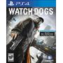 Watch Dogs ,playstation 4, Lançamento 27/05 ,codigo Psn!!!!