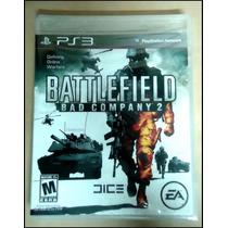 Battlefield Band Company 2-ps3 Original E Lacrado