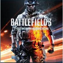 Battlefield 3 Premium Edition Ps3 Jogos Codigo Psn