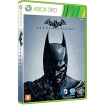Jogo Batman Arkham Origins Edição Br Game Original Xbox 360