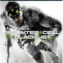 Tom Clancy¿s Splinter Cell Blacklist Ps3 Jogos Codigo Psn