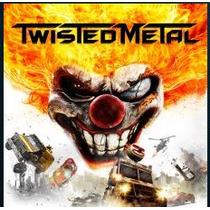 Twisted Metal 2012 Ps3 Jogos Codigo Psn