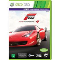 Forza Motorsport 4 Xbox 360 Original Lacrado Legen Português
