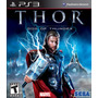 Jogo Semi Novo Thor God Of Thunder Ps3