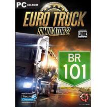 Euro Truck Simulator 2 + Mapa Brasileiro Versão 2015