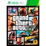 Grand Theft Auto - Gta V - Xbox 360 - Novo E Lacrado!