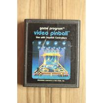 Cartucho Importado Video Pinball - Atari 2600 / Compatíveis