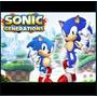 Sonic Generations Ps3 Jogos Codigo Psn