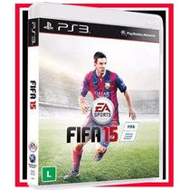 Fifa 2015 Br Futebol Português Ps3 Blu-ray Game Original Bra