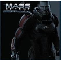 Mass Effect Trilogy Ps3 Jogos Codigo Psn