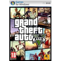 Gta 5 Pc Grand Theft Auto V Para Pc Mais Barato Do Ml