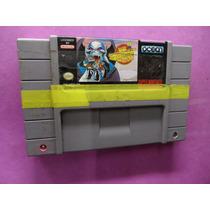 The Adventures Of Mighty Max Original Super Nintendo Snes
