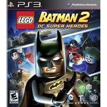 Lego Batman 2 Português Ps3 - Codigo Psn! Envio Imediato