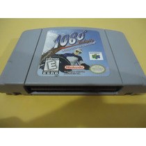 Fita Do Nintendo 64 1080° Snowbording Original Usa!