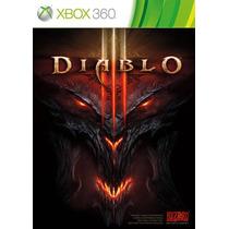 Jogo Diablo 3 Iii Em Português Xbox 360 - Frete 10 Reais