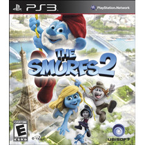The Smurfs 2 - Ps3 - Lacrado - Pronta Entrega