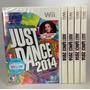 Just Dance 2014 Wii/wii U Original, Novo E Lacrado Rcr Games