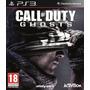Frete Grátis - Call Of Duty Ghosts Ps3 Portugues Lacrado