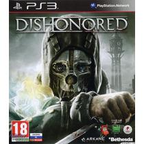 Dishonored Ps3 Lacrado Região 1 - Americano