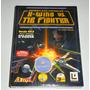 X-wing Vs Tie Fighter Caixa | Simulador | Jogo Pc | Original